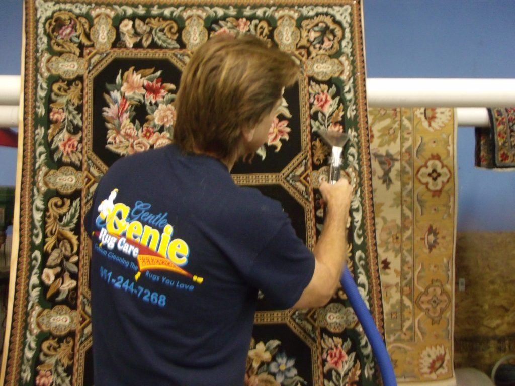 Hemet fine area rug cleaning