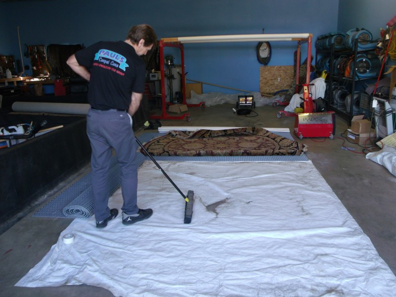 Don't Have Your Rugs Cleaned In Your Home